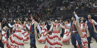 festivais de danças gaúchas