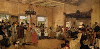 baile a moda antiga