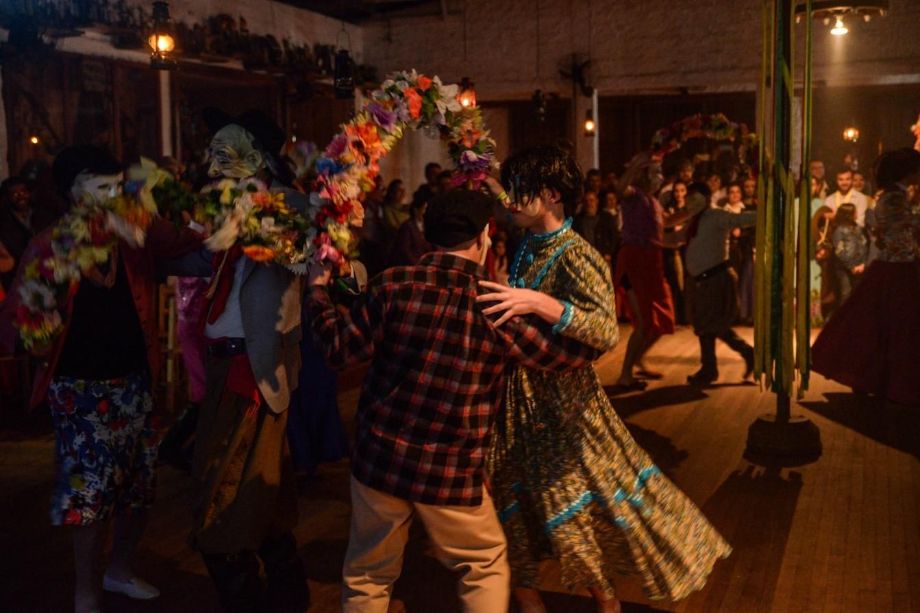 baile à moda antiga