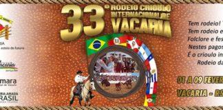Rodeio Internacional de Vacaria