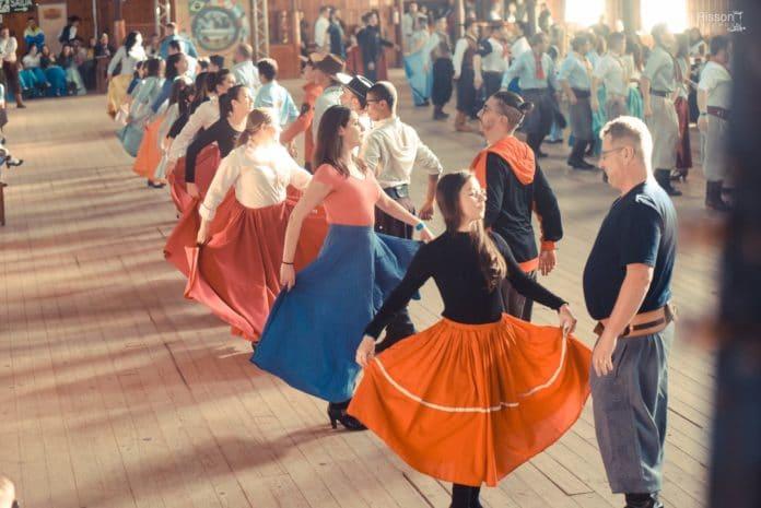 encontro de danças vacaria 2020