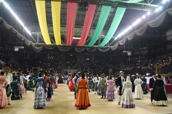 dança gaúcha