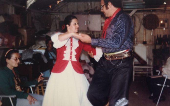 polca-mancada dança