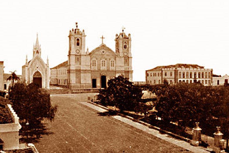 igreja da matriz porto alegre